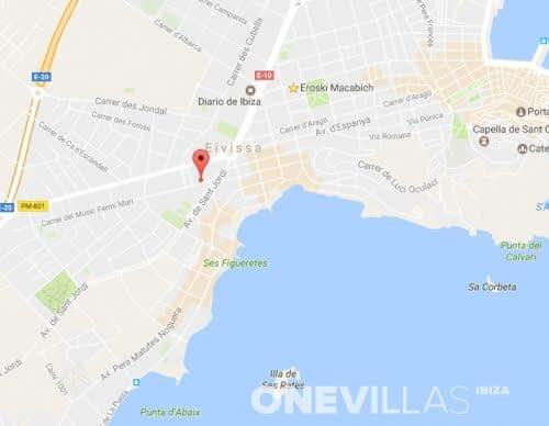 Lidl Ibiza Town