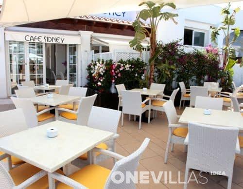 Cafe Sidney | Santa Eularia