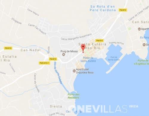Eroski Santa Eularia