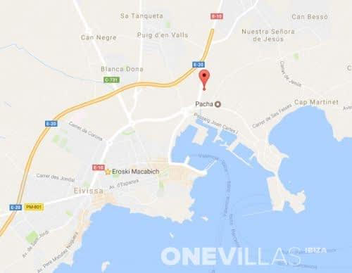 Eroski Ibiza Town