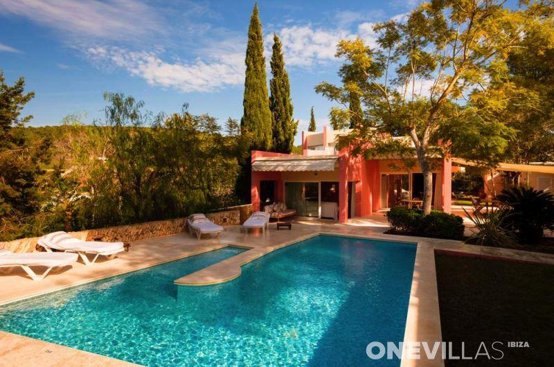Villa Can Jaume Curt | San Rafael
