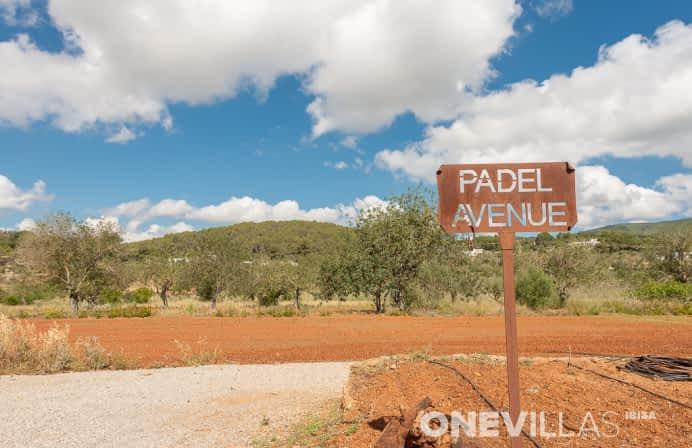 Finca Padel | San Carlos