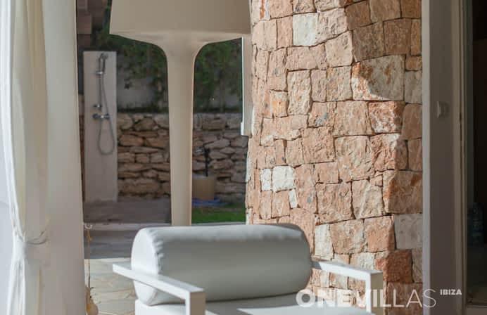 Luxe villa op Ibiza