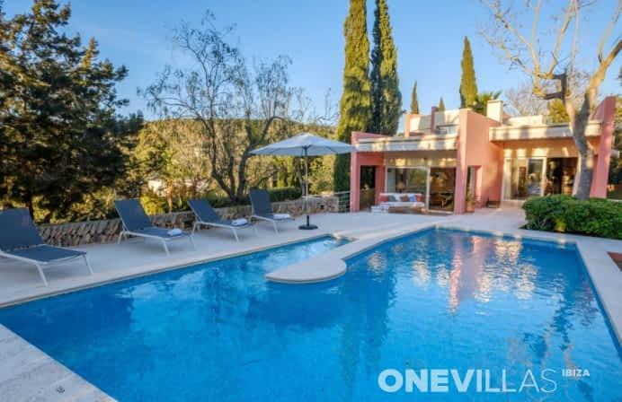 Villa Can Curt   San Rafael