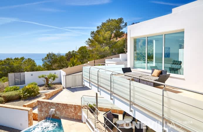 Beach House | Cala Tarida