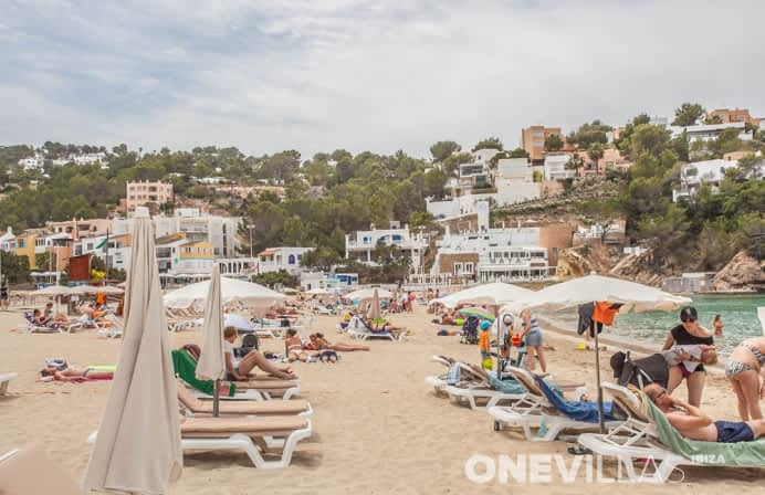 Cala Vadella Ibiza