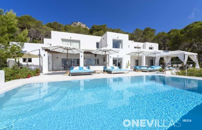 Villa White Angel | Es Cubells
