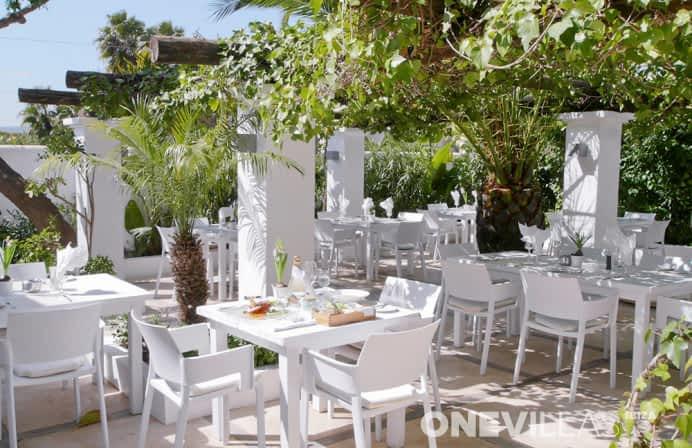 Marc's Restaurant Ibiza
