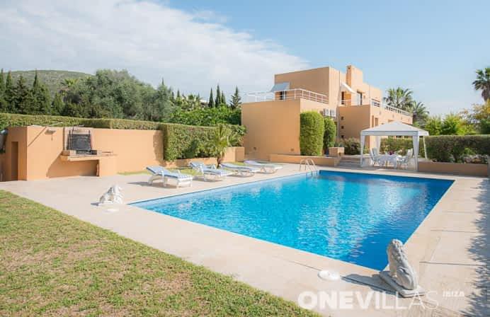 Villa Sunrise | Ibiza Stad
