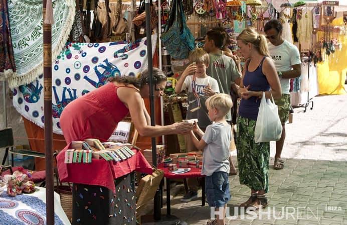 San Juan artisane markt