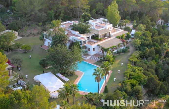 Mansion Ibiza | San Augustin