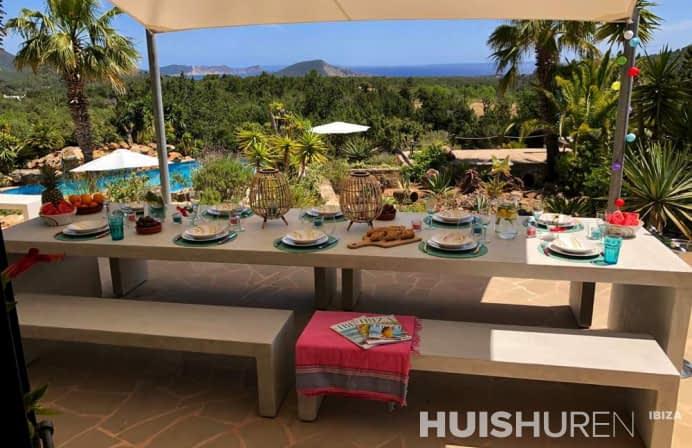 Villa Flora | Es Cubells