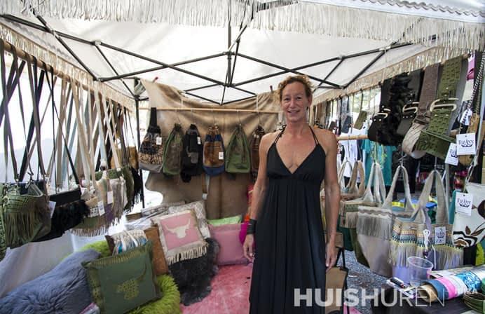 Punta Arabi hippiemarkt