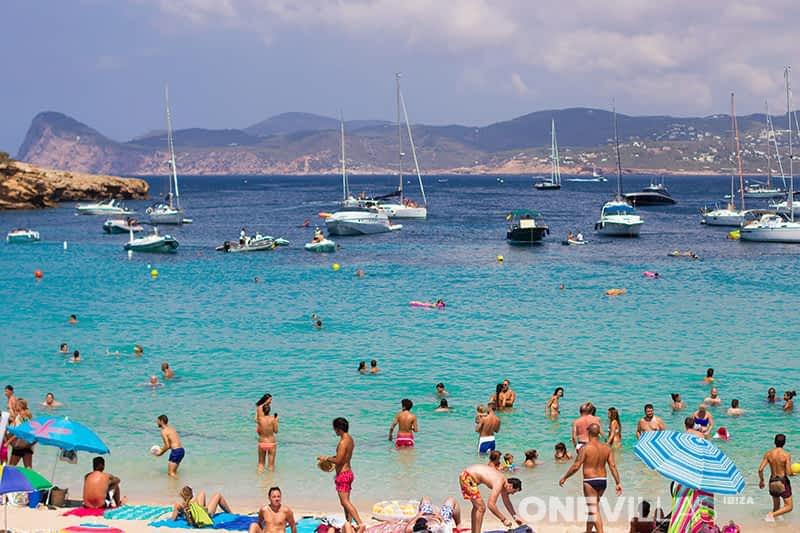 Ibiza Karte Strande.Ibiza Strande Eine Ubersicht Uber Die Schonsten Strande