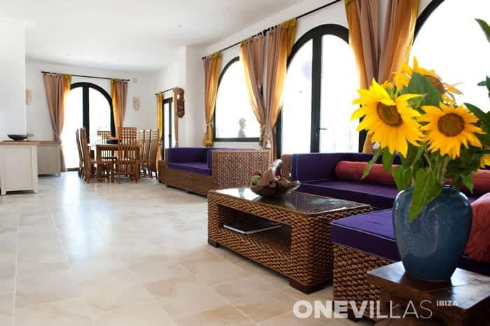 Amalia   San Lorenzo   Rent a house or luxury holiday villa in Ibiza!