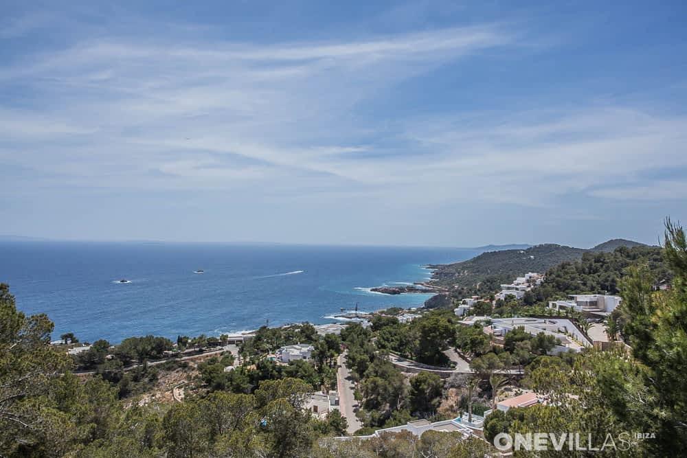 Roca llisa rent a house or luxury holiday villa in ibiza - Roca llisa ibiza ...