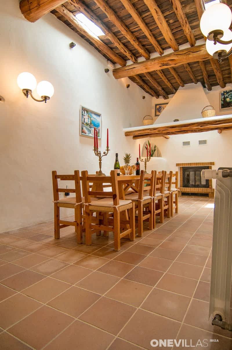 Viejo Is A Very Old Villa In San Miguel On Ibiza
